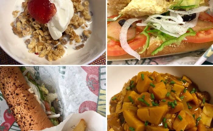 Pesce and Veggie Diaries: Day16
